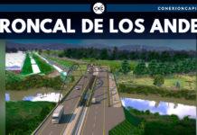 El 6 de marzo inicia la construcción de la Troncal de Los Andes