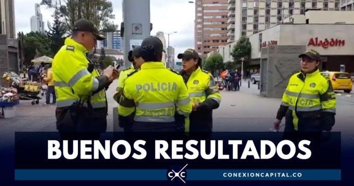reduce cifra de homicidios en Bogotá