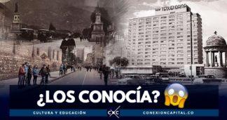 nombres avenida Bogotá