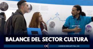 sector cultura Bogotá