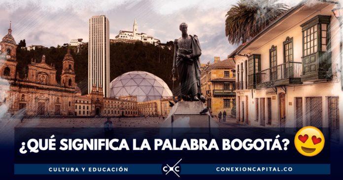 significado Bogotá
