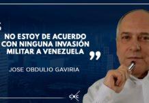 intervención militar en Venezuela
