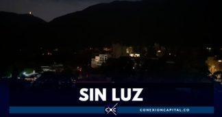 venezuela está sin luz