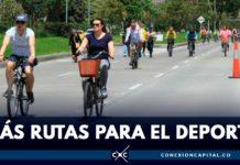 nuevo tramo de la ciclovía dominicarl