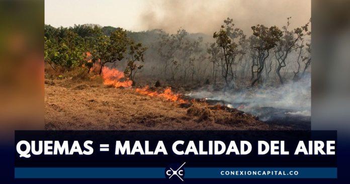 quema biomasa en venezuela