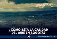 calidad del aire Bogotá