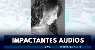 audios feminicidio