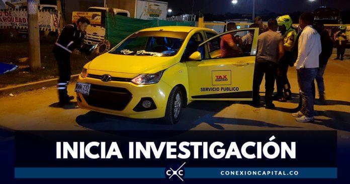 empresa de taxis involucrada en piques ilegales