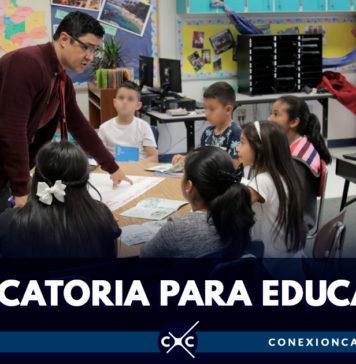 Convocatoria para profesores colombianos que quieran trabajar en Estados Unidos