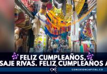 El Pasaje Rivas, el primer centro comercial de Bogotá, cumple 126 años