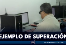 SENA ofrece formación informática a personas con discapacidad visual