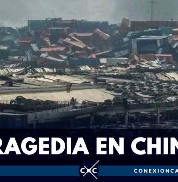 Explosión en planta química de China deja 44 muertos