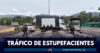 Autoridades incautaron ocho toneladas de estupefacientes en las carreteras del país