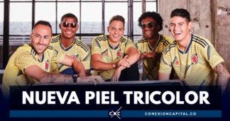 ¡Confirmado! Esta es la nueva camiseta de la Selección Colombia