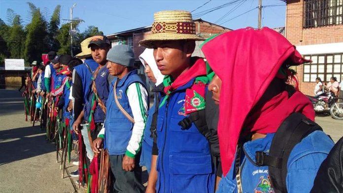 Presidente Duque está en el Cauca para dialogar con la minga indígena