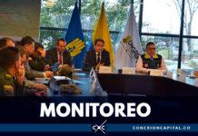 Autoridades colombianas monitorean la frontera con Venezuela