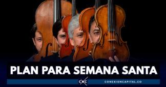 Prográmese: conciertos gratuitos en el Festival Internacional de Música Clásica de Bogotá