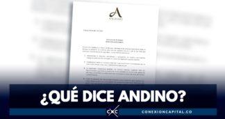 andino se pronuncia sobre caso de discriminación