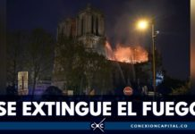 fuego catedral notre dame
