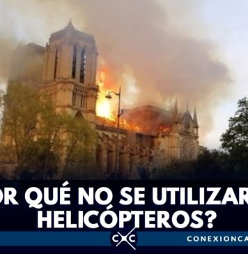 helicopteros catedral notre dame
