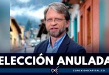 Consejo de Estado anuló elección de Antanas Mockus