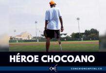 La admirable historia de un beisbolista sin una pierna que sueña con llegar a las grandes ligas