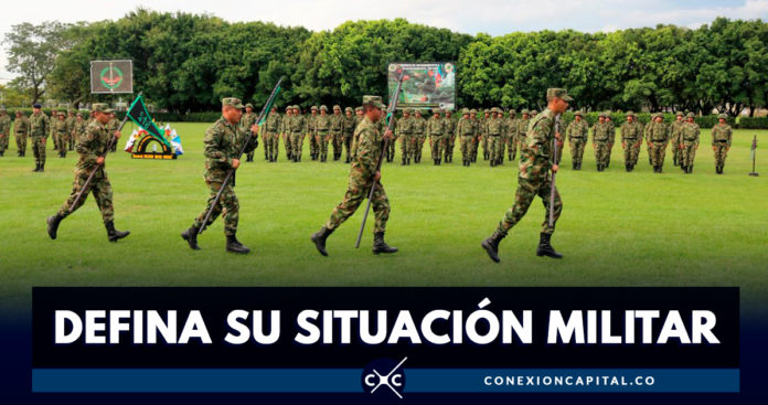 Jornada de reclutamiento del Ejército Nacional para el segundo semestre de 2019