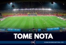 Recomendaciones para asistir a los próximos partidos de fútbol en El Campín y Techo