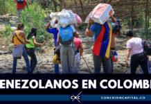 Más de 1.260.000 venezolanos están radicados en Colombia