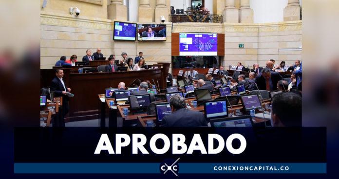 Congreso aprobó el Plan Nacional de Desarrollo
