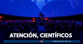 Primer Encuentro Nacional de Planetarios y Observatorios en Bogotá