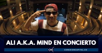 Ali A.K.A Mind celebra sus 15 de años de carrera musical