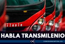 TransMilenio aclara situación de usuarios que habrían pasado la noche al interior de un bus