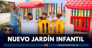 Alcaldía Peñalosa entregó jardín infantil Oso de Anteojos en Fontibón