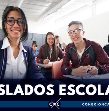 Inicia nueva etapa de traslados entre colegios oficiales para estudiantes antiguos