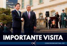 visita primer ministro de corea