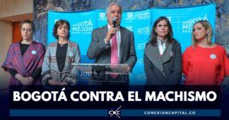 Bogotá contra el machismo