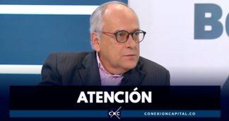 José Obdulio Gaviria sufrió un desmayo en el Senado