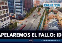 IDU responde a la decisión judicial en contra de TransMilenio por la Cra. 7a.