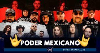 Here Comes The Kraken, Vaquero Negro, Puerquerama y The Warning, poder mexicano en Rock al Parque