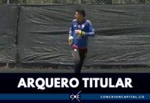 Ramiro Sánchez reemplazará a Wuilker Faríñez en la recta final de los cuadrangulares