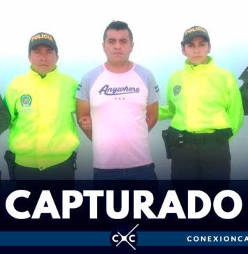 Capturan presunto testaferro que habría financiado atentado terrorista contra la General Santander