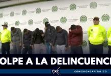 """Autoridades capturan a """"Los Paisanos"""" banda delincuencial de Ciudad Bolívar"""