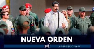 "Maduro ordenó capturar a todos los militares ""traidores"""