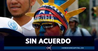 Diálogo en Oslo entre representantes de Maduro y Guaidó finalizó sin acuerdo