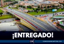 Alcaldía Peñalosa entrega puente de la calle 183 con Autopista Norte