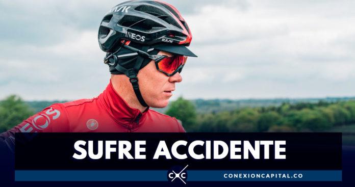 Chris Froome no correría el Tour de Francia