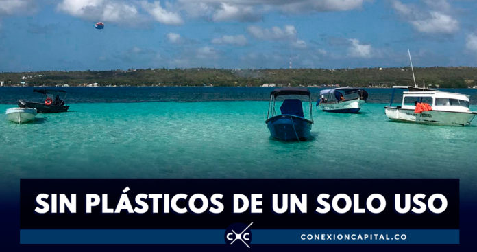 Senado aprobó ley que prohíbe el uso de plásticos de un solo uso en San Andrés