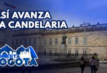 Avances y retos de la localidad La Candelaria