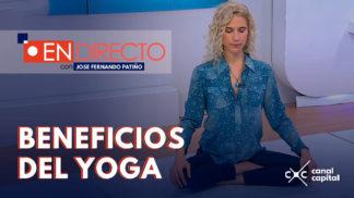 ¿Cuáles son los beneficios de practicar yoga?